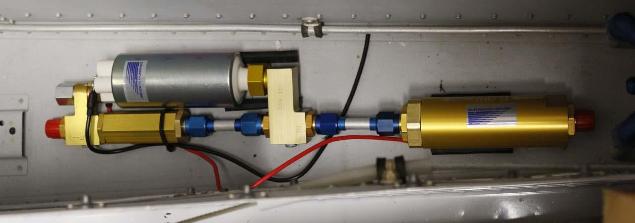 Fuel Pump/Filter install question - VAF Forums